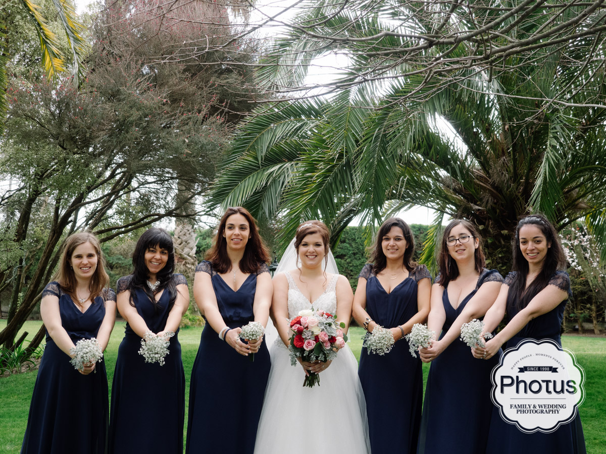 How to find the perfect dress for your bridesmaids – 5 Tips