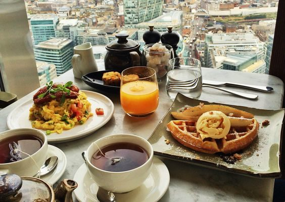 5 Places in London to eat under £10 – No fast food chains!!