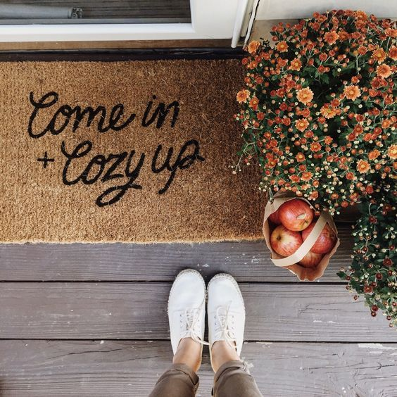 Home Decor: 5 ways to cosy up your home for Autumn