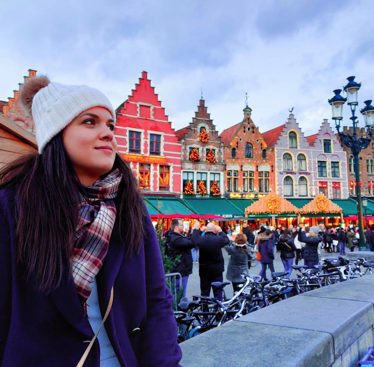 Christmas time in Bruges – Photo Diary